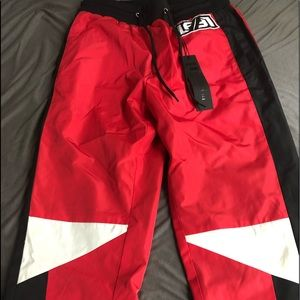 Red LF Pants